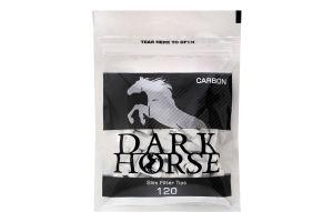 ФИЛЬТРЫ DARK HORSE Slim Carbon пач/120