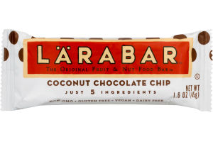 Larabar Fruit & Nut Bar Coconut Chocolate Chip