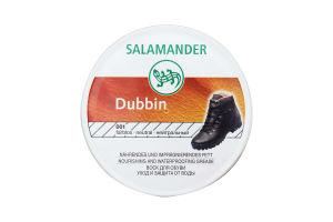 Воск для обуви нейтральный Dubbin Salamander 100мл