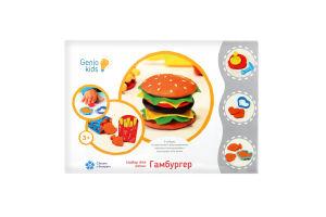 Набор для творчества Genio Kids Гамбургер TA1042
