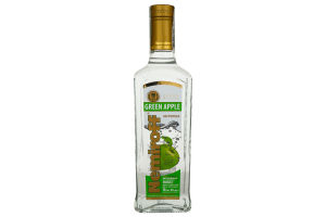 Настоянка Nemiroff Green Apple 38% 0,5л *12