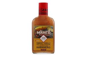 Соус остро-сладкий с добавлением перца Habanero Sweet Chilli Манго Zapal с/бут 200мл