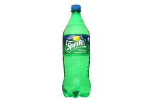 Напиток безалкогольный сильногазированный со вкусом лимона и лайма Sprite п/бут 1л
