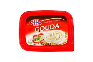 Сыр плавленый 60% Gouda Mlekovita п/у 150г