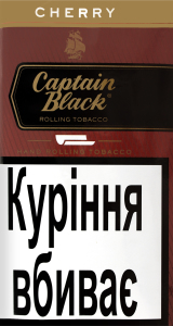 Тютюн сигаретний Captain Black Cherry 30г