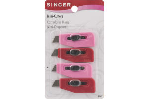 Singer Mini Cutters