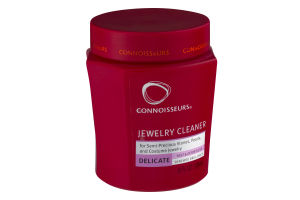 Connoisseurs Jewelry Cleaner Delicate