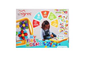 Іграшка для дітей від 12міс №39370 My first mosaic Tigres 1шт
