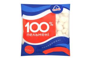 Пельмені Рудь 100% свин/кур 800г