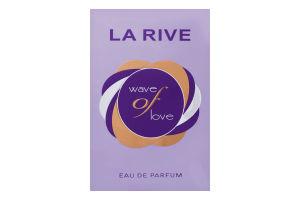 LA RIVE WAVE OF LOVE Жіноча парфумована вода,90 мл