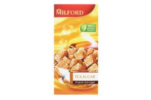 Сахар коричневый нерафинированный тростниковый Milford к/у 500г