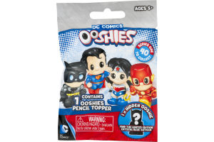 DC Comics Ooshies Pencil Toppers