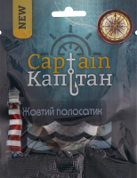 Полосатик жовтий сушений Captain м/у 30г