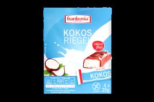Батончики с кокосовой начинкой Frankonia к/у 100г