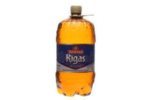 Пиво 1.5л 5.1% светлое Полтава Rigas п/бут