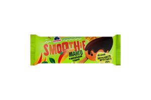Мороженое сорбет эскимо Smoothie Mango в шоколадной глазури Рудь 70г