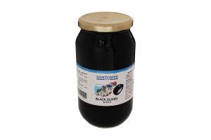 Маслины с косточкой Santorini Dreams с/б 1000мл