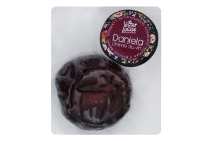 Сир 40% козиний витриманий в червоному вині Daniela Victor et Louise кг