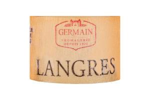 Сир 50% Langres Germain к/у 180г