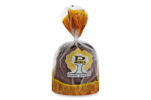 Хліб половинка в нарізці Гречаний Рома м/у 0.325кг