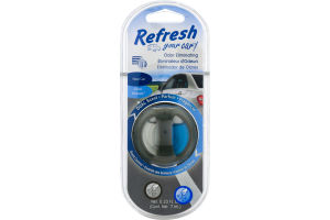 Refresh Your Car! Oil Diffuser Dual Scent New Car/Cool Breeze