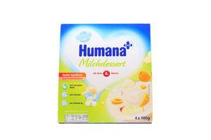 Йогурт Humana Яблуко-абрикос 2,8% 400г х6