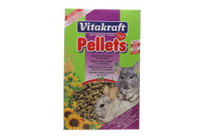 Корм Vitakraft Pellets для шиншил 1кг арт.25076