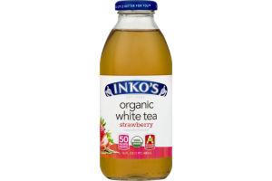 Inko's Organic White Tea Strawberry