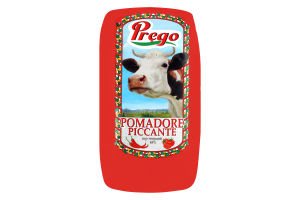 """Сир твердий """"Pomadore piccante"""", 45%, кг, Prego"""