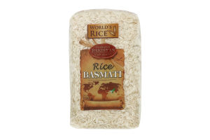 Рис Басмати World's Rice м/у 1000г