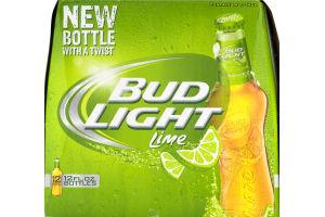 Bud Light Lime Beer - 12 PK