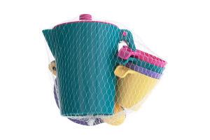 Набір посуду для дітей від 12міс кавовий №39795 Релакс Tigres 1шт