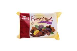 Пряники Lambertz со сливовой начинкой в шоколаде