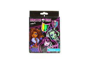 Фломастеры 12 цветов Monster High