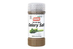 Селера із сіллю Badia п/б 127.6г