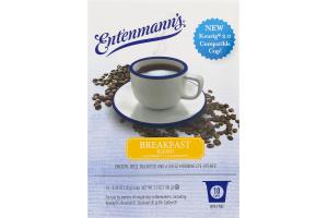 Entemann's Breakfast Blend Medium Roast Coffee Cups - 10 CT
