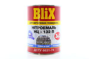 """ЕМАЛЬ НЦ-132П """"BLIX"""" ГОСТ ЗОЛ-ЖОВ 0,8КГ"""
