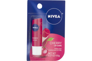 Nivea A Kiss of Cherry Fruity Lip Care