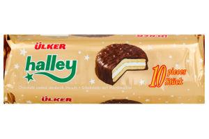 Печиво Ulker Halley з маршмелоу 300г х12