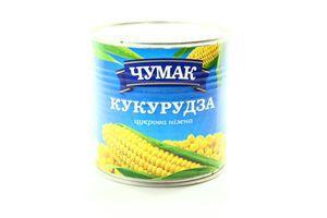 Кукурудза Чумак десертна 425мл