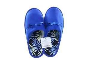 Тапочки комнатные женские SKY №124034 38-39 синие