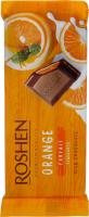 Шоколад молочный Roshen вкус апельсиновое парфе