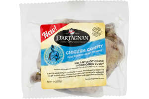 D'Artagnan Fully Cooked Chicken Confit