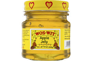 Wos-Wit Apple Jelly