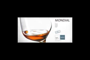 Набір бокалів для коньяку 0.56л №694590 Mondial Schott Zwiesel 1шт