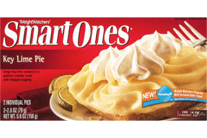 Weight Watchers Smart Ones Key Lime Pie - 2 CT
