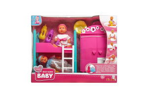 Набір ляльок для дітей від 3-х років №6610 New born baby Mini Simba 1шт