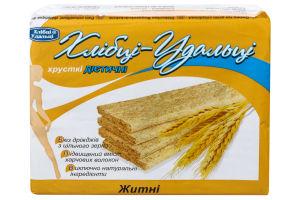 Хлебцы ржаные Хлібці-Удальці м/у 100г