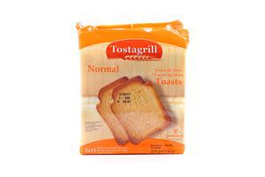Тости Minigrill пшеничні 225г х12