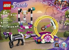 Конструктор для дітей від 6років №41686 Magical Acrobatics Friends Lego 1шт